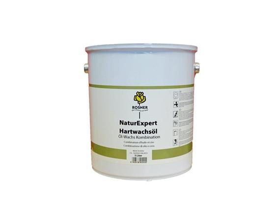 Rosner NaturExpert Hartöl farblos, 5 lt.