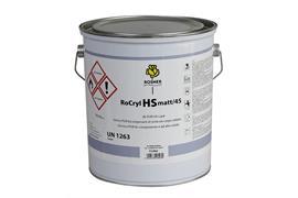 Rosner Rocryl HS Color, 45, matt, RAL 9010, 5 lt.