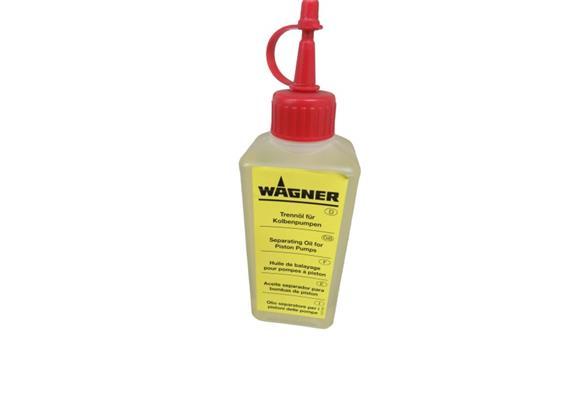 Wagner Trennöl für Kolbenpumpen, Flasche 0.25 lt., inkl.LSVA
