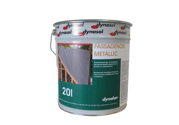 Dynalan Fassadenöl glimmer, 20lt.