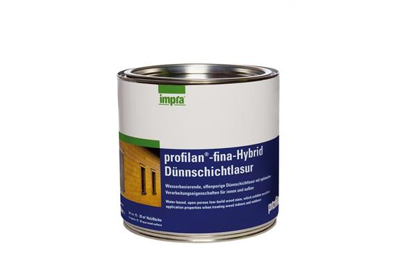 Profilan Fina-Hybrid Nussbaum 3/4 lt