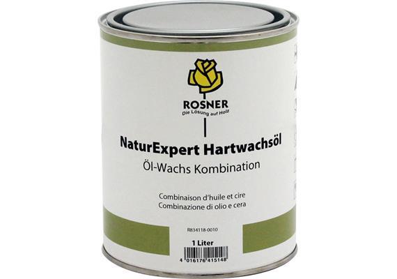 Rosner NaturExpert Hartwachsöl, 1lt.