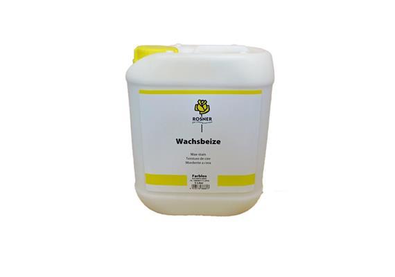 Rosner Wachsbeize 138, 5 lt.