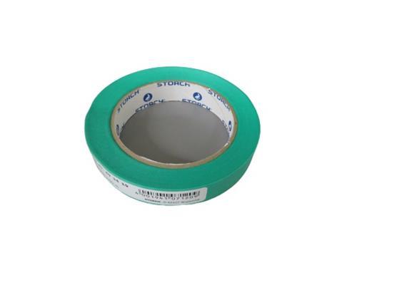 Sunnypaper Spezialpapierband dunkelgrün 38mmx50m (VE24 pro Krt.), inkl.LSVA