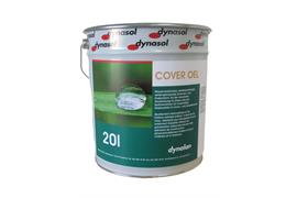 Dynalan Cover RAL 9010, 20 lt.