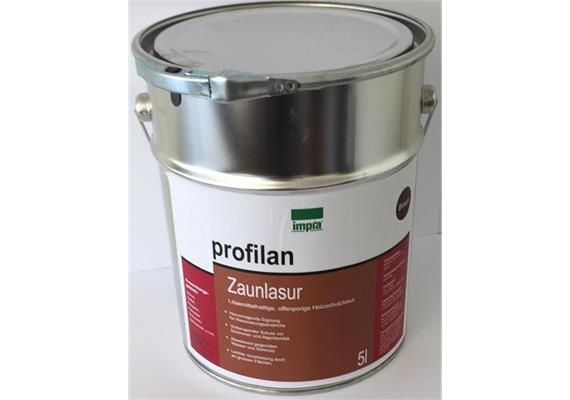 Impranol Clôture glaçure brune, 5lt.