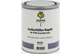 Rosner enduit isolant rapide blanc, 20 lt.
