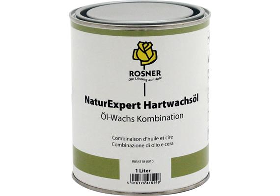 Rosner NaturExpert huile de cire dure, 1 l