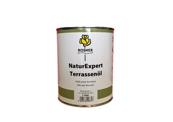 Rosner NaturExpert huile de terrassé, 1 lt.
