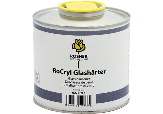 Rosner RoCryl durcisseur pour verre, 0.5 lt.